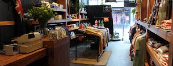 NZA New Zealand Auckland store is one of Let's go to Amsterdam!.