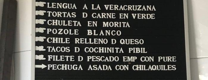 Las Cazuelas is one of Por La Juárez.