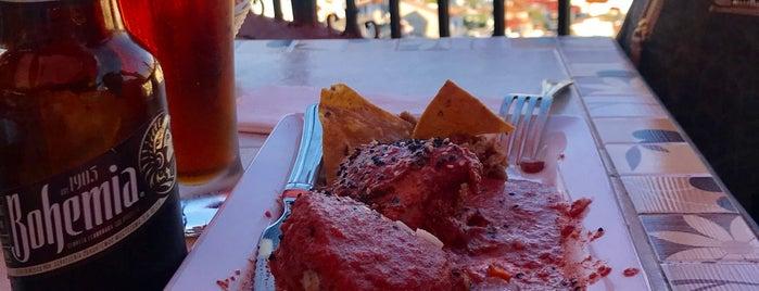 Restaurante Del Angel Inn is one of Locais curtidos por Ara.