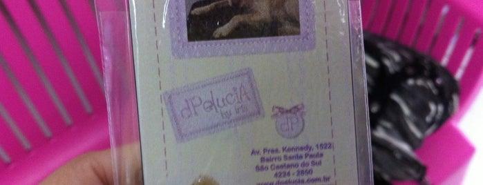 D'pelucia Pet Shop is one of Locais curtidos por Fernanda.