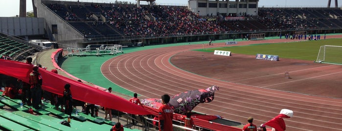 Ishikawa Athletics Stadium is one of Ishikawa.