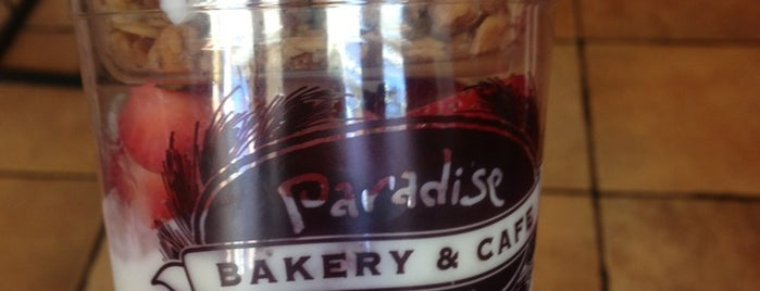 Paradise Bakery & Café is one of PHX Coffee (indie) in The Valley.