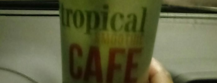 Tropical Smoothie Cafe is one of RVA.