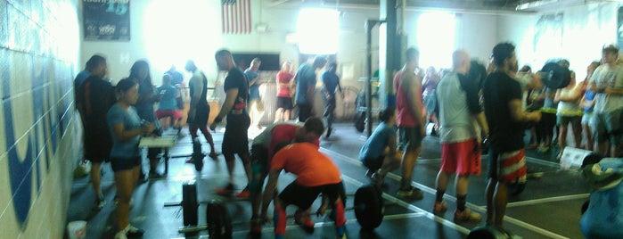 CrossFit RVA is one of Locais curtidos por Lori.