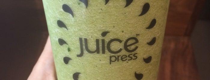 Juice Press is one of BKHGTS.