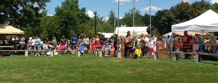 Pow-Wow is one of Favorite Places:.