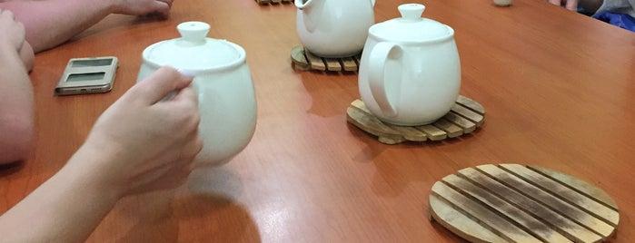 Tea House🌿 is one of Posti che sono piaciuti a Ольга.