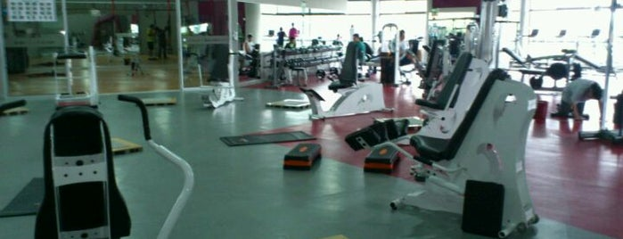 Gym 360 Fitness Terramall is one of Lugares favoritos de Angie.