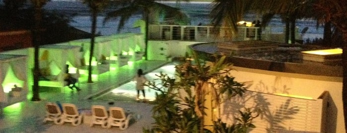 The Park Calangute is one of Design Hotels.