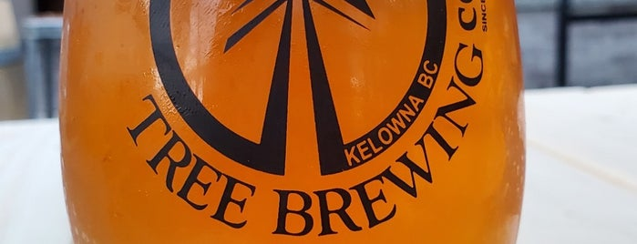 Tree Brewing Beer Institute is one of Kelowna.