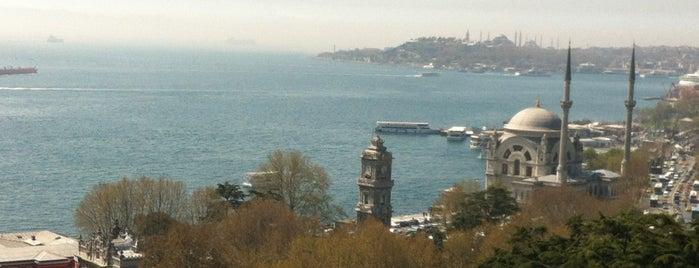 Gaja Roof is one of İstanbul'un En Güzel Terasları.