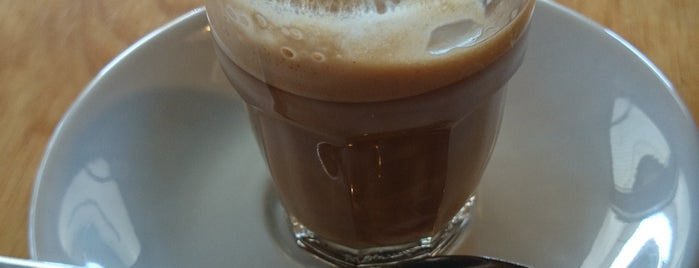 Mickle Pickle Espresso is one of สถานที่ที่ Cameron ถูกใจ.