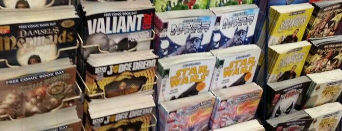 Cards Comics & Collectibles is one of B'more-Washington metro.