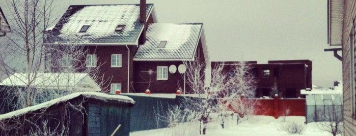 Снегири is one of Posti che sono piaciuti a Ka_Marina.
