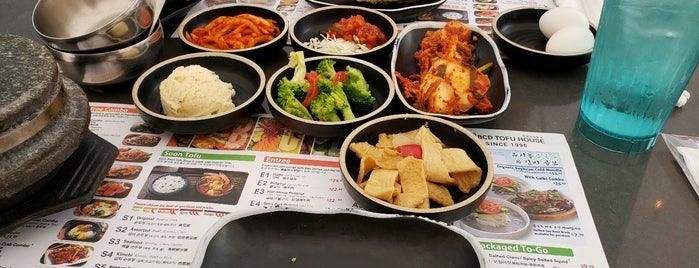 BCD Tofu House is one of Lugares favoritos de Meredith.
