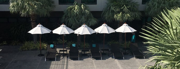 X2 Vibe Buriram Hotel is one of Surin + Buri Rum.