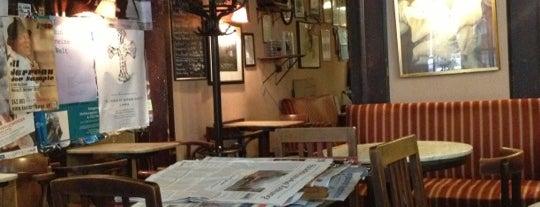 Café Hawelka is one of Must-visit Cafés in Vienna.