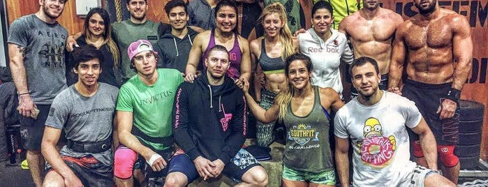 Reebok CrossFit Tuluka Pilar is one of Buenos Aires.