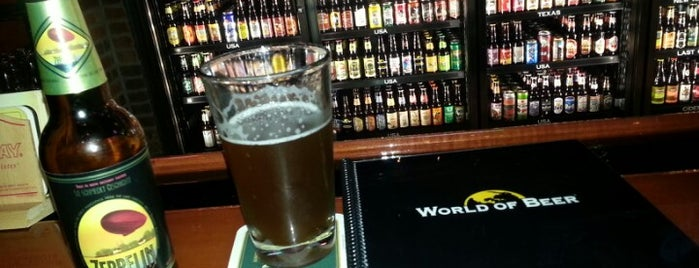 World of Beer is one of Austin.