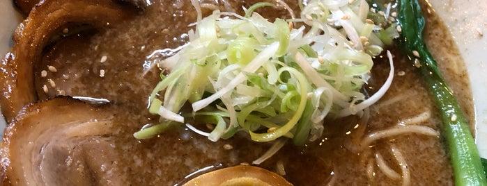 멘야 산다이메 (麺屋 三代目) is one of Dan: сохраненные места.