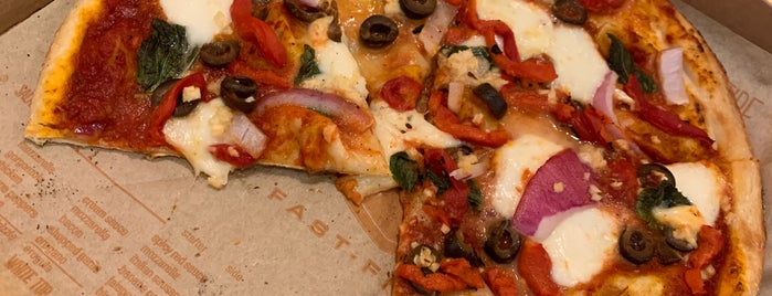 Blaze Pizza is one of Lunch/Dinner dates.