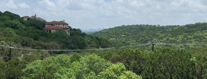 Scenic Overlook is one of Austin Adventures.