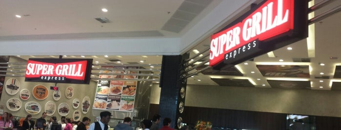 Super Grill Express is one of Cleber 님이 좋아한 장소.