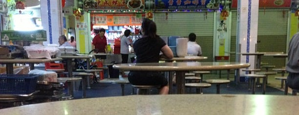 Toa Payoh Lor 1 Market & Food Centre is one of Hawker Centres in Singapore.