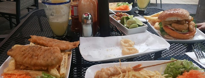 Fish and Chips is one of Lugares guardados de Armando.