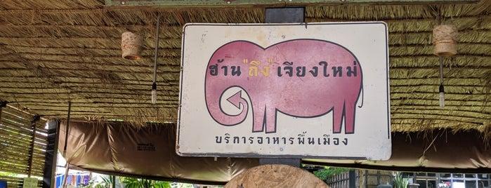 """ฮ้าน""""ถึง""""เจียงใหม่ Cafe Nature is one of Gespeicherte Orte von Huang."""