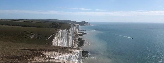 Seven Sisters Cliffs is one of Sevgi 님이 저장한 장소.