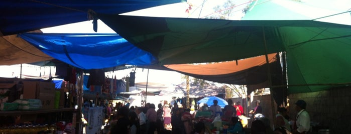 Tianguis Hacienda Blanca is one of Zazil 님이 좋아한 장소.