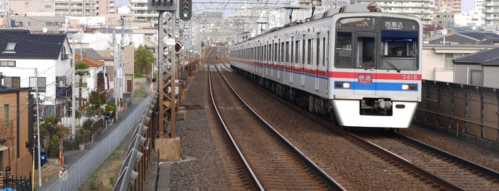 四ツ木駅 (KS48) is one of 撮り鉄スポット.