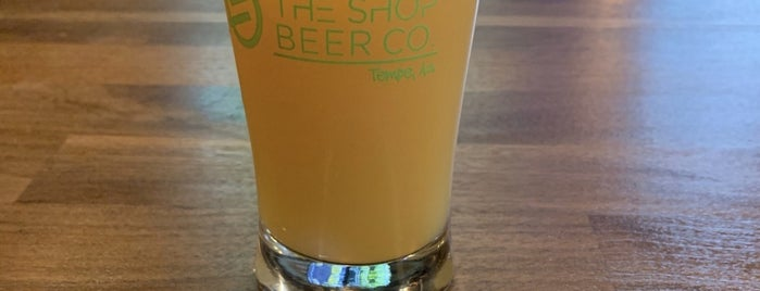 The Shop Beer Co. is one of Locais curtidos por Jefe.