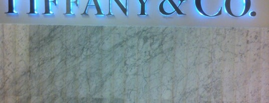 Tiffany & Co. is one of Oscar's Liked Places.