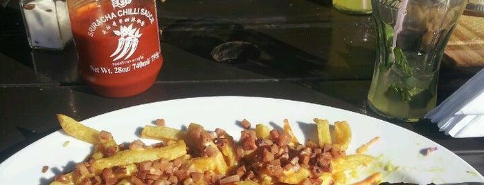BarBQ is one of Dónde comer las mejores ribs en Buenos Aires.