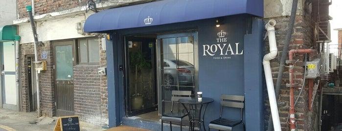 Royal is one of สถานที่ที่บันทึกไว้ของ Thomas.