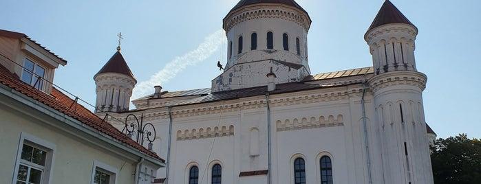 Dievo Motinos Ėmimo į Dangų katedra is one of Posti che sono piaciuti a Carl.