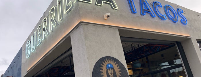 Guerrilla Tacos is one of Los Angeles Restaurants and Bars.