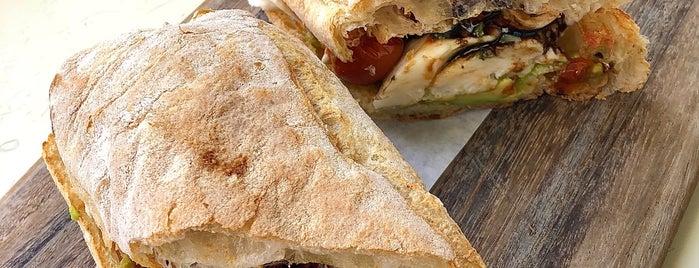 Heroic Deli is one of La Sandwiches.