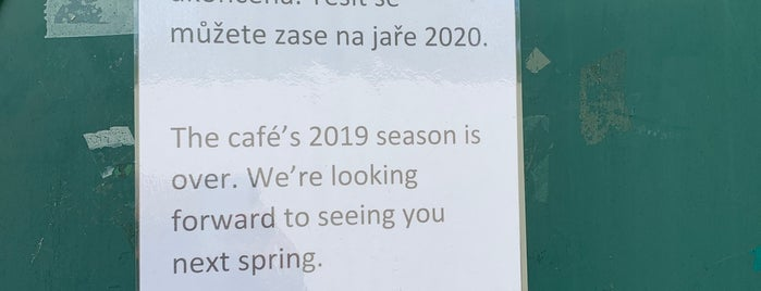 Garden Café Taussig is one of Good coffee wanted.