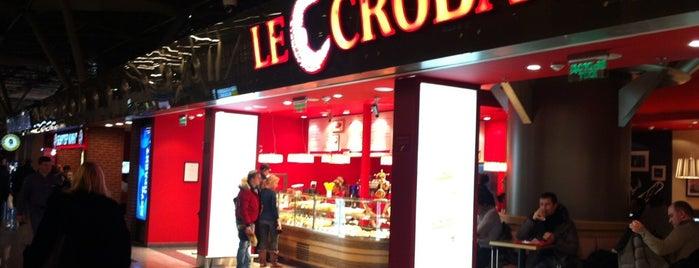 Le Crobag is one of Территория красивых тел.