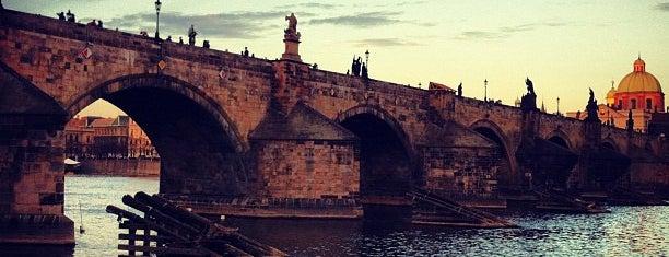 Karlsbrücke is one of When in Prague.
