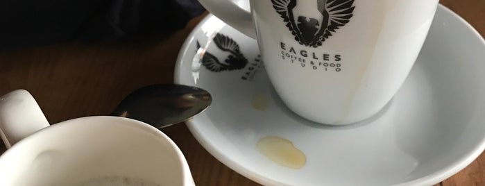 Eagles Coffee & Food Studio is one of 06- ANKARA.