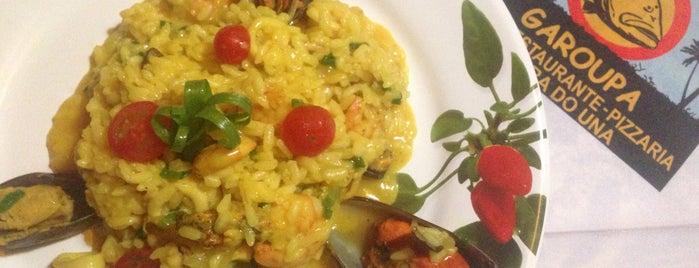 Garoupa - Bar / Restaurante / Pizzaria is one of Posti che sono piaciuti a William.