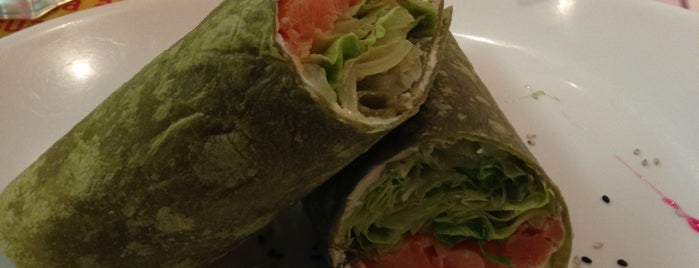 Wraps is one of #foco.