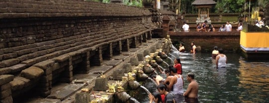 Pura Tirta Empul (Tirta Empul Temple) is one of Temples and statues in Indonesia.