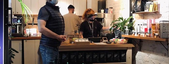 Surf Coffee is one of Nikita'nın Beğendiği Mekanlar.