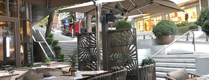 St. Regis Brasserie is one of Dene.