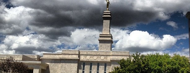 Monticello Utah Temple is one of Tempat yang Disukai Rex.